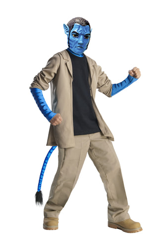 Boys Avatar Deluxe Jake Sully Costume