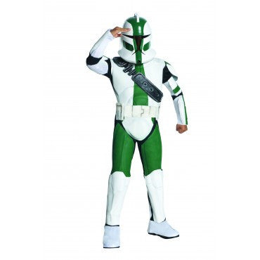 Boys Star Wars Commander Gree Costume - HalloweenCostumes4U.com - Kids Costumes