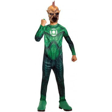 Boys Green Lantern Tomar-Re Costume - HalloweenCostumes4U.com - Kids Costumes