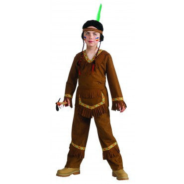 Boys Native American Costume - HalloweenCostumes4U.com - Kids Costumes