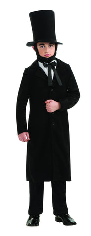 Boys Deluxe Abraham Lincoln Costume