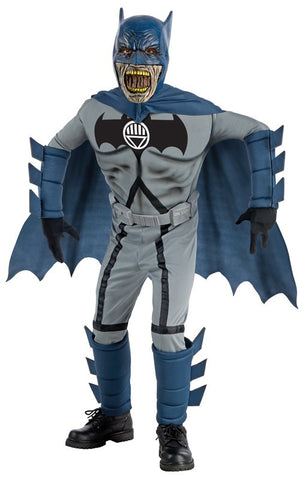 Boys Deluxe Batman Zombie Costume