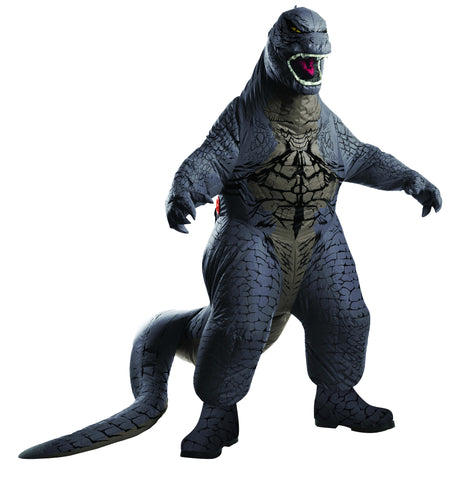 Boys Deluxe Inflatable Godzilla Costume