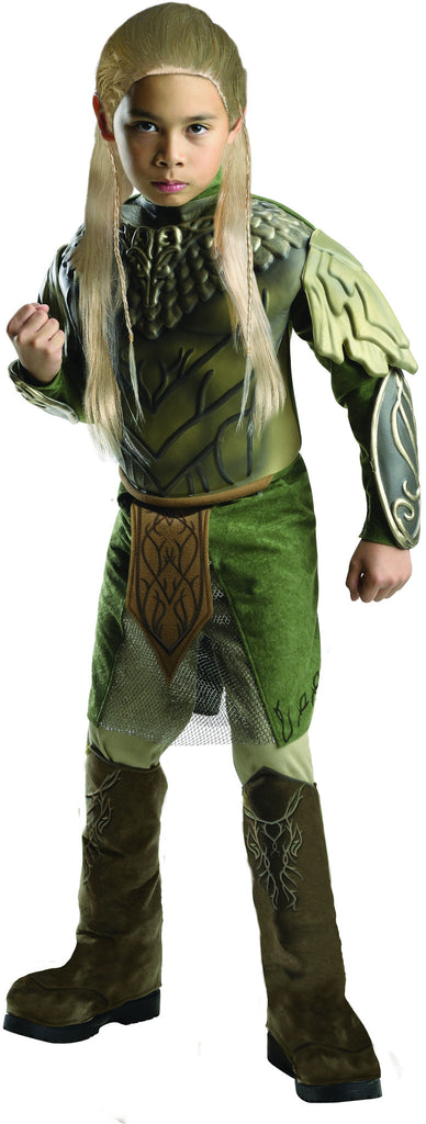 Boys Lord of the Rings Deluxe Legolas Costume - HalloweenCostumes4U.com - Kids Costumes
