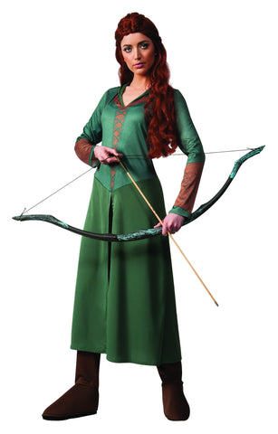 Womens The Hobbit Tauriel Costume - HalloweenCostumes4U.com - Adult Costumes