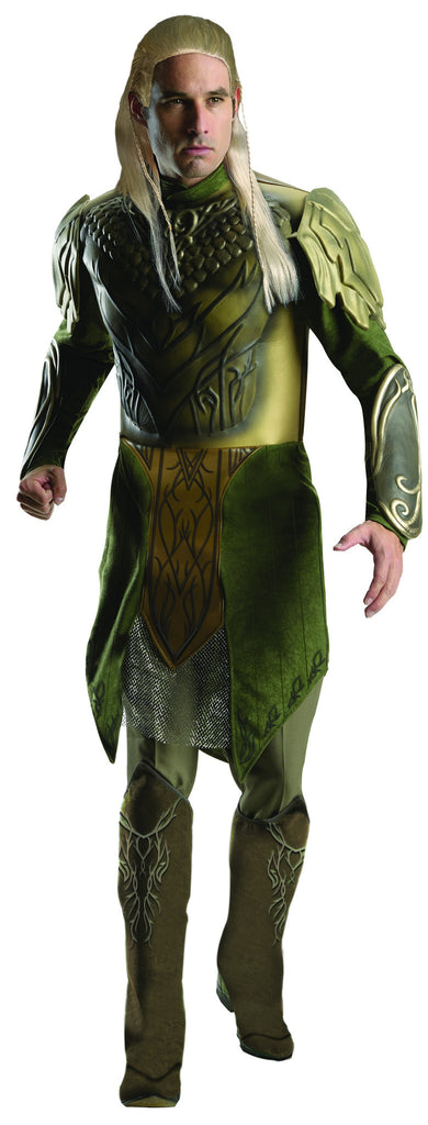 Mens Lord of the Rings Deluxe Legolas Costume - HalloweenCostumes4U.com - Adult Costumes