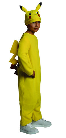 Boys Pokemon Deluxe Pikachu Costume