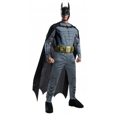 Mens Batman Muscle Chest Costume - HalloweenCostumes4U.com - Adult Costumes