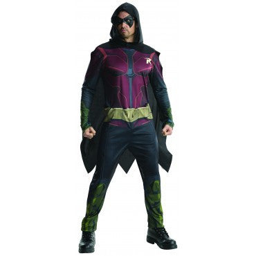 Mens Batman Robin Costume - HalloweenCostumes4U.com - Adult Costumes