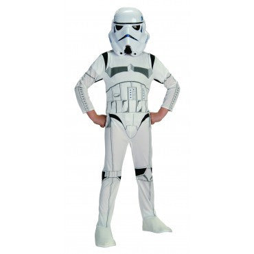 Kids Star Wars Stormtrooper Costume