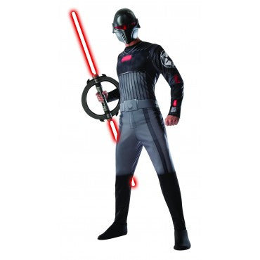 Mens Star Wars The Inquisitor Costume