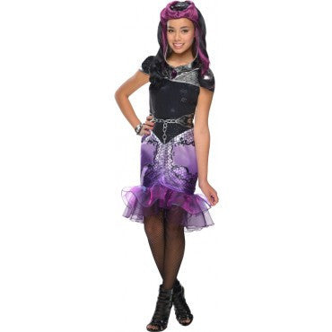 Girls Ever After High Deluxe Raven Queen Costume - HalloweenCostumes4U.com - Kids Costumes