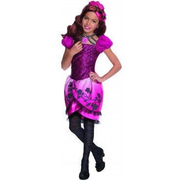 Girls Ever After High Deluxe Briar Beauty Costume - HalloweenCostumes4U.com - Kids Costumes