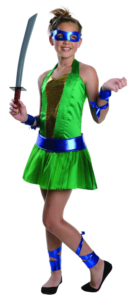 Teens Ninja Turtles Leonardo Costume - HalloweenCostumes4U.com - Adult Costumes