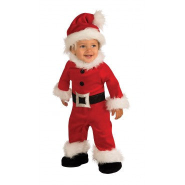 Infants Santa Romper - HalloweenCostumes4U.com - Infant & Toddler Costumes