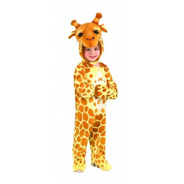 Kids Silly Safari Giraffe Costume - HalloweenCostumes4U.com - Kids Costumes