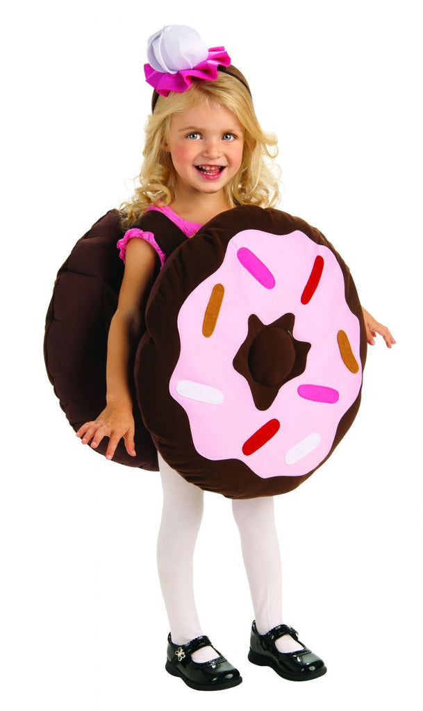Infants/Toddlers Dunk Your Doughnut Costume