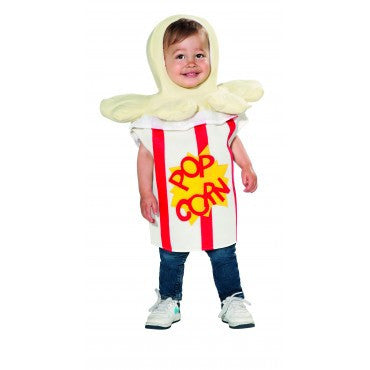 Infants/Toddlers Popcorn Costume - HalloweenCostumes4U.com - Infant & Toddler Costumes