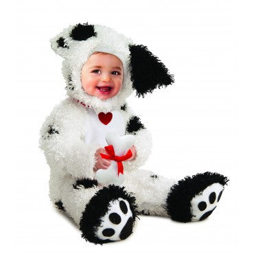 Infants Dalmatian Costume - HalloweenCostumes4U.com - Infant & Toddler Costumes