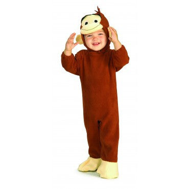 Infants Curious George Costume - HalloweenCostumes4U.com - Infant & Toddler Costumes