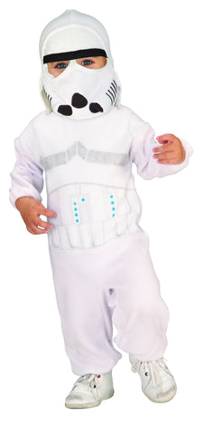 Toddlers Star Wars Storm Trooper Costume - HalloweenCostumes4U.com - Infant & Toddler Costumes