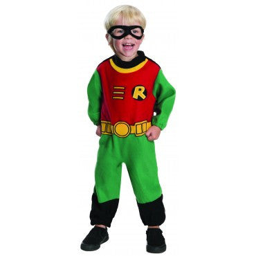 Infants/Toddlers Teen Titans Robin Costume - HalloweenCostumes4U.com - Infant & Toddler Costumes