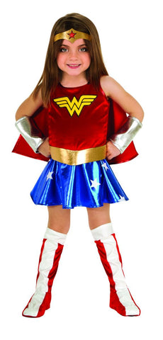 Toddler Classic Wonder Woman Costume