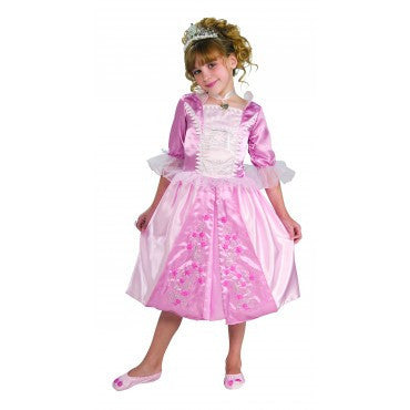 Girls Rosebud Princess Costume - HalloweenCostumes4U.com - Kids Costumes