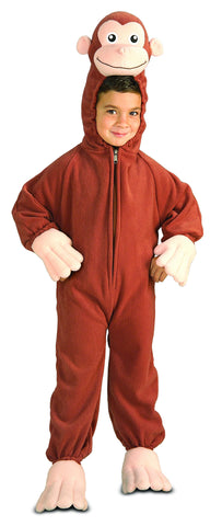 Boys Curious George Costume
