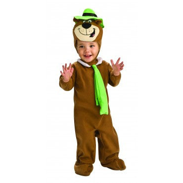 Infants/Toddlers Yogi Bear Costume - HalloweenCostumes4U.com - Infant & Toddler Costumes