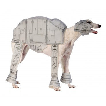 Pets Star Wars At-At Imperial Walker Costume - HalloweenCostumes4U.com - Pet Costumes & Accessories