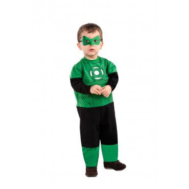 Infants Green Lantern Costume - HalloweenCostumes4U.com - Infant & Toddler Costumes