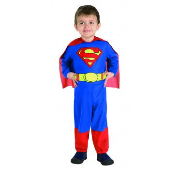 Infants/Toddlers Superman Costume - HalloweenCostumes4U.com - Infant & Toddler Costumes
