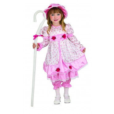 Girls Little Bo Peep Costume - HalloweenCostumes4U.com - Kids Costumes