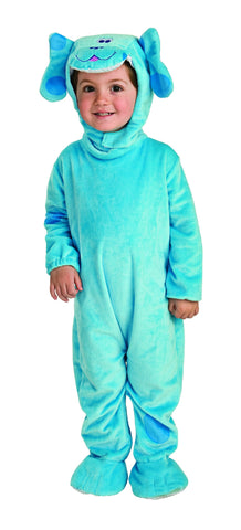 Toddlers Plush Blues Clues Costume - HalloweenCostumes4U.com - Infant & Toddler Costumes