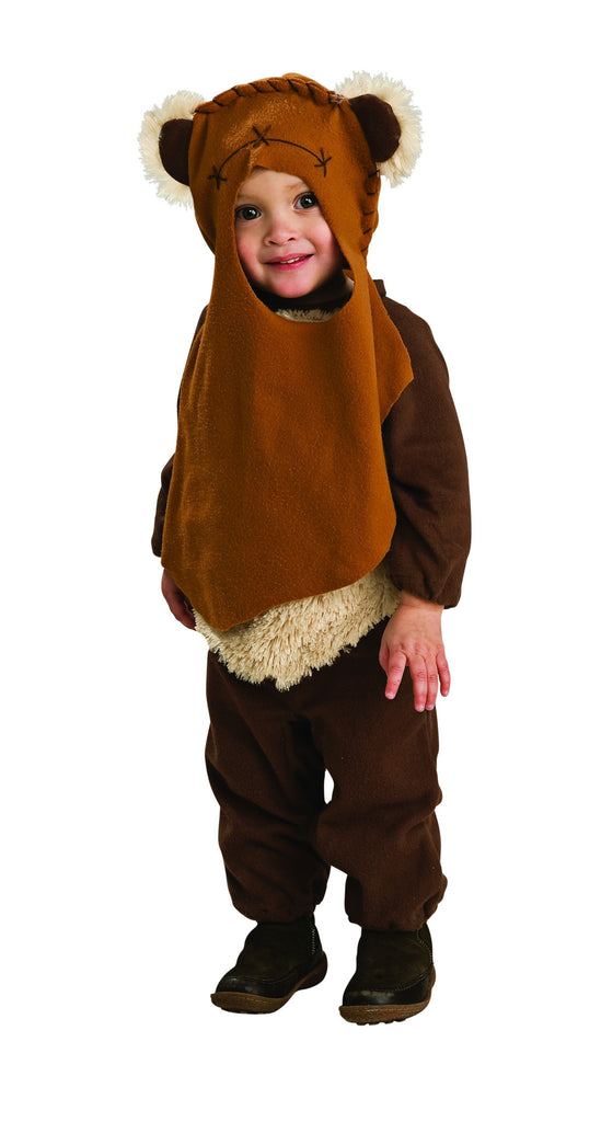 Toddlers Star Wars Ewok Costume - HalloweenCostumes4U.com - Infant & Toddler Costumes