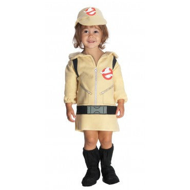 Infants/Toddlers Ghostbuster Costume - HalloweenCostumes4U.com - Infant & Toddler Costumes