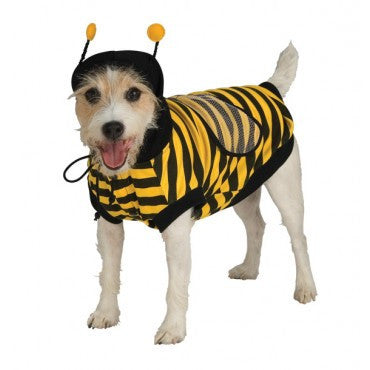 Pets Bumble Bee Costume - HalloweenCostumes4U.com - Pet Costumes & Accessories
