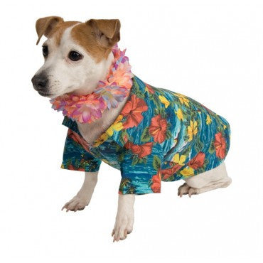 Pets Luau Costume - HalloweenCostumes4U.com - Pet Costumes & Accessories