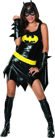 Teens Batman Batgirl Costume - HalloweenCostumes4U.com - Adult Costumes