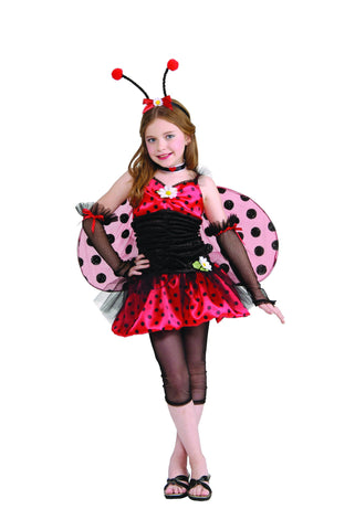 Teens Ladybug Costume - HalloweenCostumes4U.com - Adult Costumes