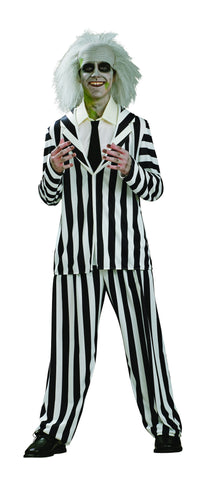 Teens Beetlejuice Costume - HalloweenCostumes4U.com - Adult Costumes