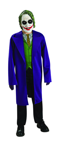 Teens Batman The Joker Costume - HalloweenCostumes4U.com - Adult Costumes