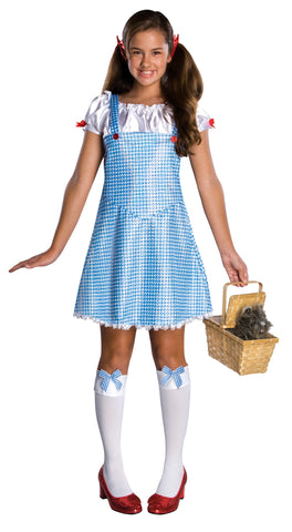 Teen Wizard of Oz Dorothy Costume - HalloweenCostumes4U.com - Adult Costumes