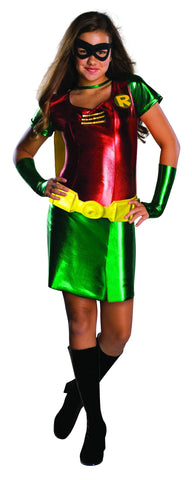 Teen Batman Robin Costume - HalloweenCostumes4U.com - Adult Costumes
