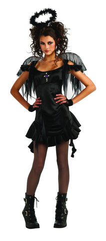Teens Dark Angel Costume - HalloweenCostumes4U.com - Adult Costumes
