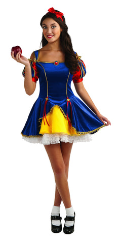 Teens Snow White Costume - HalloweenCostumes4U.com - Adult Costumes