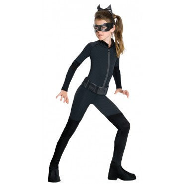 Teens Batman Catwoman Costume - HalloweenCostumes4U.com - Adult Costumes