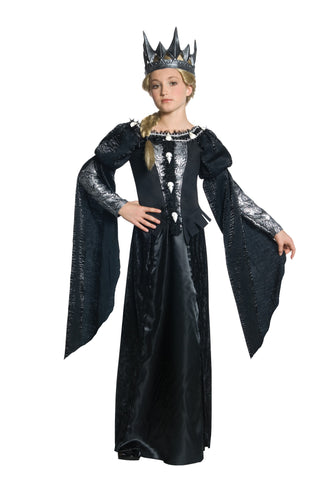Teens Snow White and the Huntsman Queen Ravenna Skull Dress Costume - HalloweenCostumes4U.com - Adult Costumes