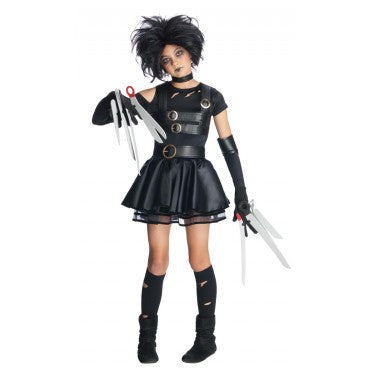 Teens Miss Scissorhands Costume - HalloweenCostumes4U.com - Adult Costumes